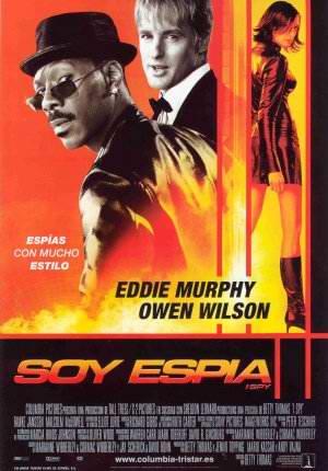 Cartel de la película Soy espía