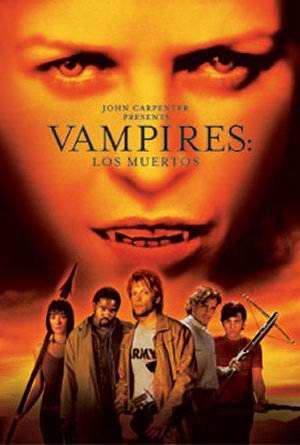 Cartel de la película Vampiros (Los muertos)