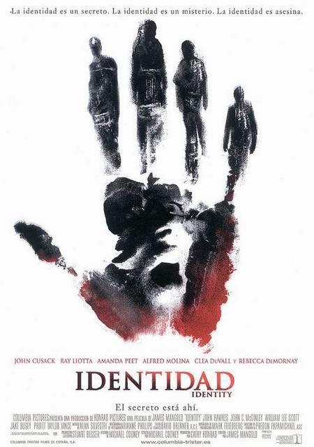 Cartel de la película Identidad