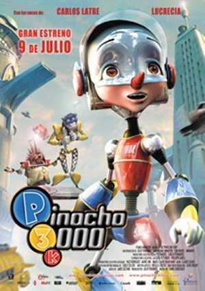 P3K Pinocho 3000