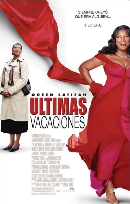 Cartel de la película Las últimas vacaciones