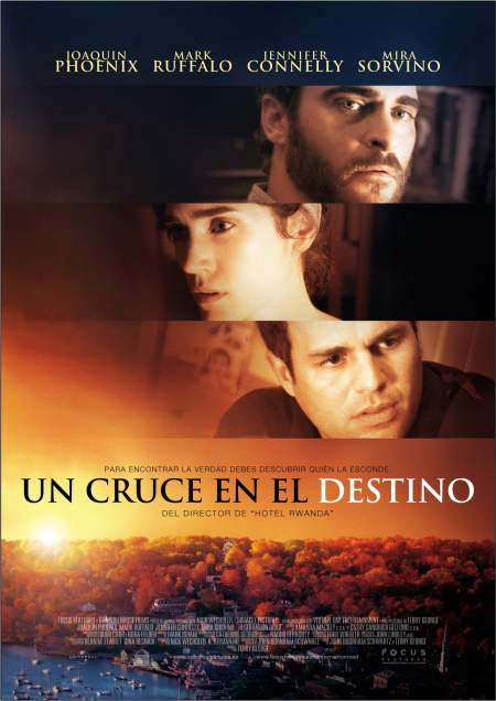 Un cruce en el destino - Reservation Road