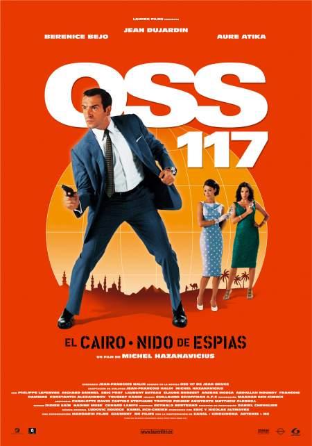 OSS 117: El Cairo nido de espías