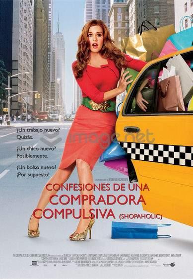 Confesiones de una compradora compulsiva, estreno en cine