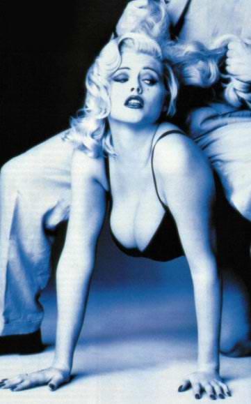 Anna Nicole Smith Desnuda Erotica y