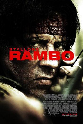Cartel de Rambo 4