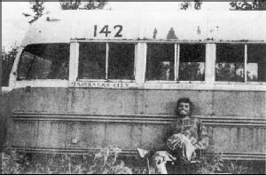 Autorretrato de Chris McCandless