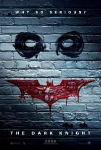 cartel de El caballero oscuro