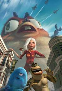 Imagen de Monstruos contra alienígenas