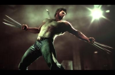 Imagen del videojuego de X-Men Orígenes: Lobezno