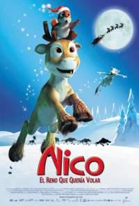 Nico: El reno que quería volar