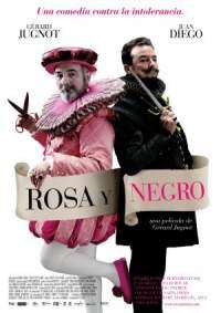 Rosa y negro