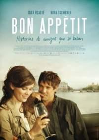 Bon Appétit: Historias de amigos que se besan