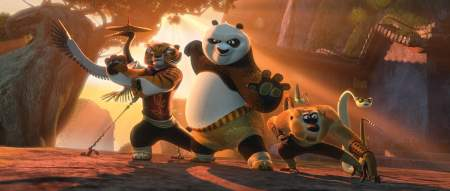 Imagen de Kung Fu Panda 2