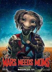Imagen de Marte necesita madres