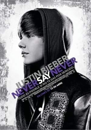 Justin Bieber: Nunca digas nunca jamás