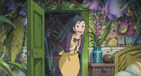 Imagen de Arrietty y el mundo de los diminutos