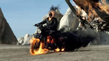Imagen de El motorista fantasma 2: Espíritu de venganza
