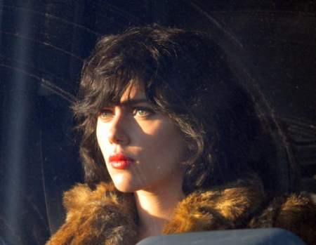 Primeras fotos de Under the Skin