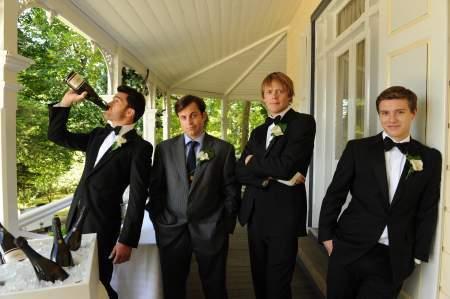 Imagen de Una boda de muerte