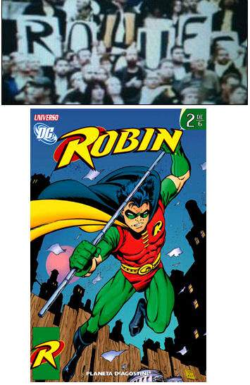 Robin en Batman 3