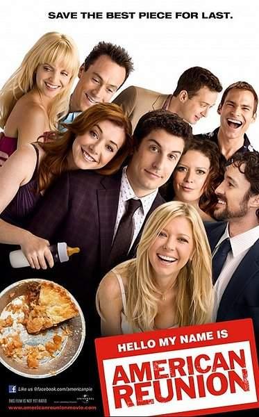 American Pie 4: El reencuentro