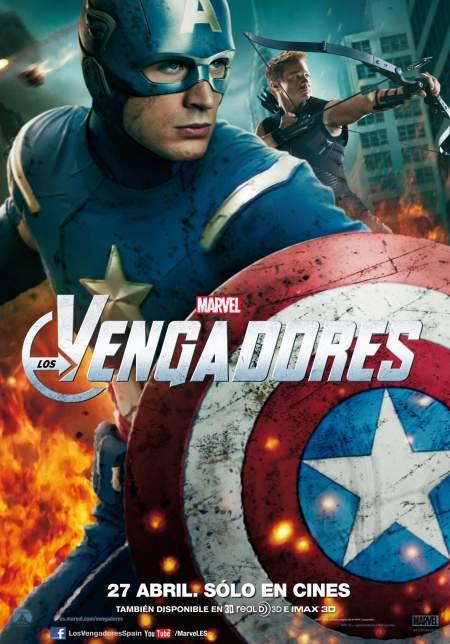 Imagen de Los Vengadores