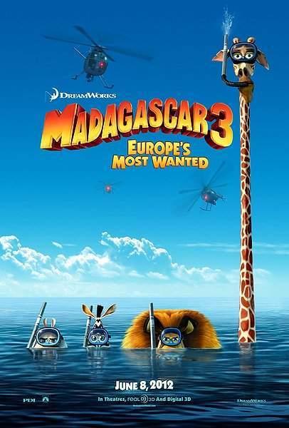 Imagen de Madagascar 3