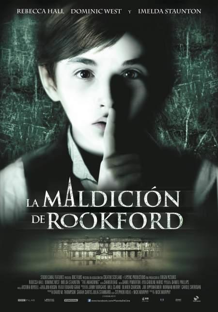 Cartel de La maldición de Rookford