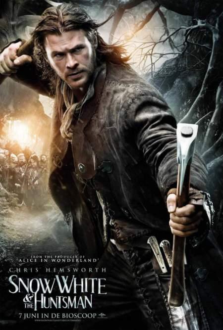 Imagen de Blancanieves y la leyenda del cazador