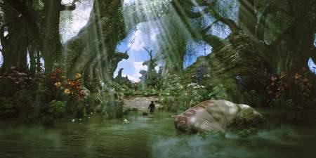 Imagen de Oz, un mundo de fantasía