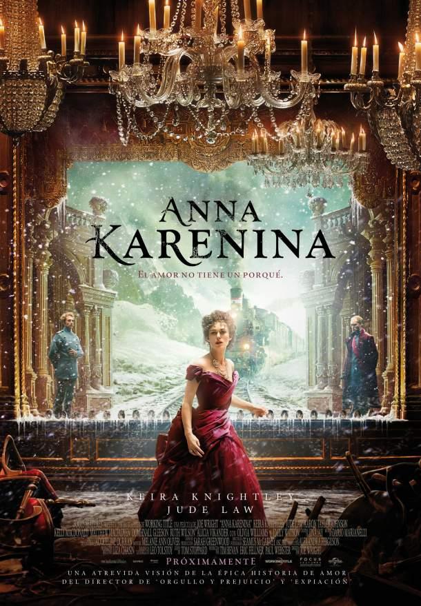 Cartel de Anna Karenina