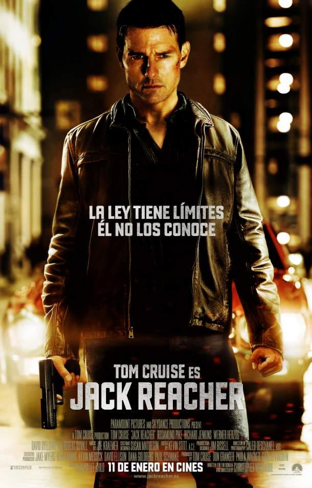 Cartel de Jack Reacher