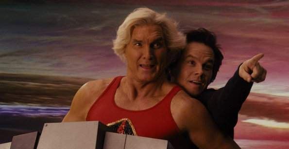 Flash Gordon en Ted 2