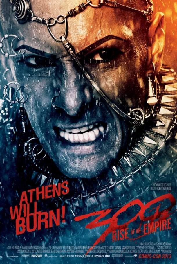 Poster de 300: El origen de un imperio