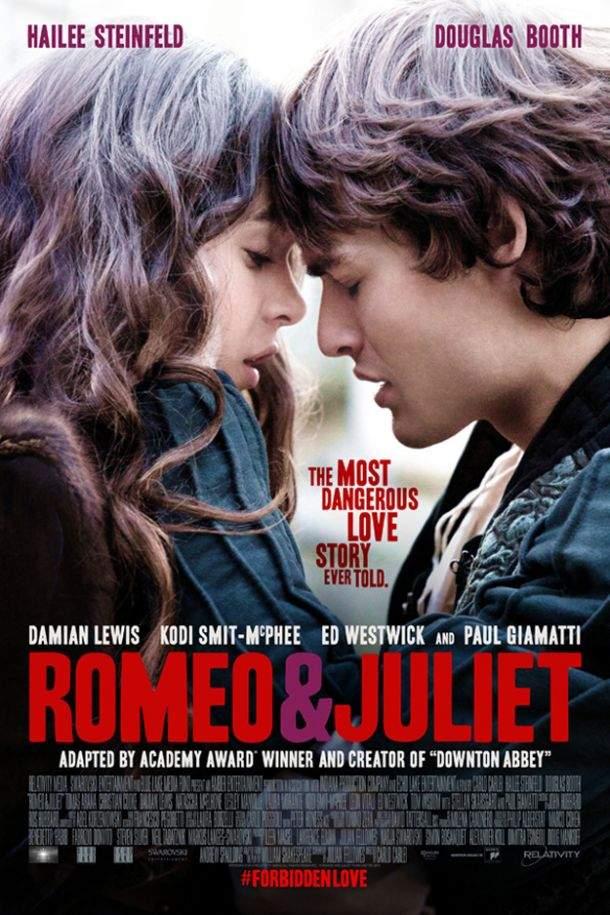 Cartel de Romeo y Julieta
