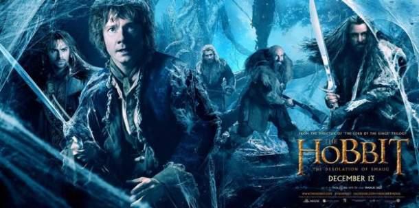 Banner de El Hobbit: La desolación de Smaug