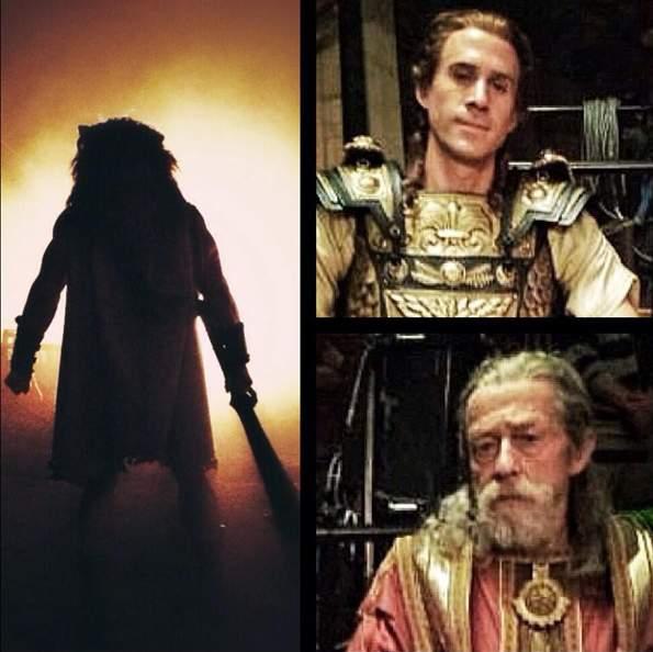 Personajes de Hercules