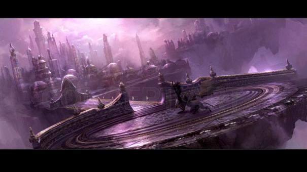 Imagen conceptual de Warcraft