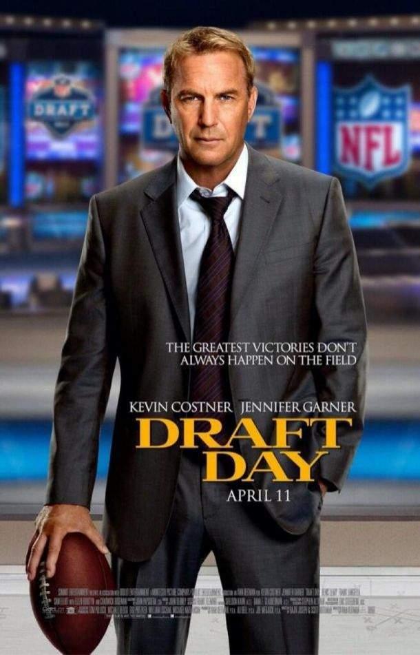 Cartel de Draft Day