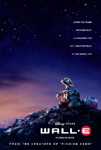 Cartel de Wall-E