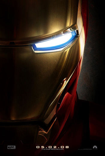 Cartel de Iron Man