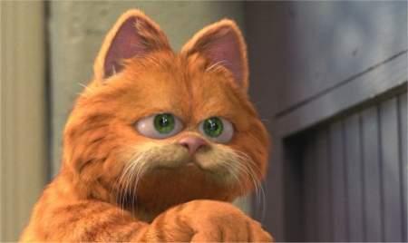 Imagen de Garfield. La película