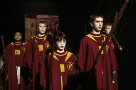 Curiosidades de Harry Potter 1