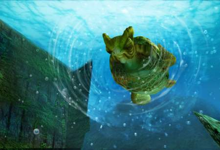 Bajo el agua - 3 2