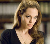 Angelina Jolie en Wanted (Se busca)